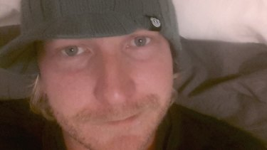 Luke Brett Moore was sentenced to two years and three months jail but granted bail last September before his appeal.