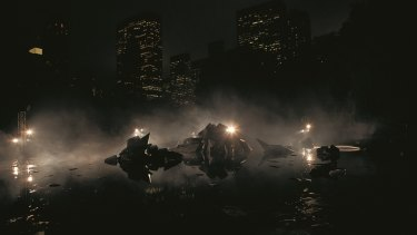 Still from Pierre Huyghe's A Journey That Wasn't.