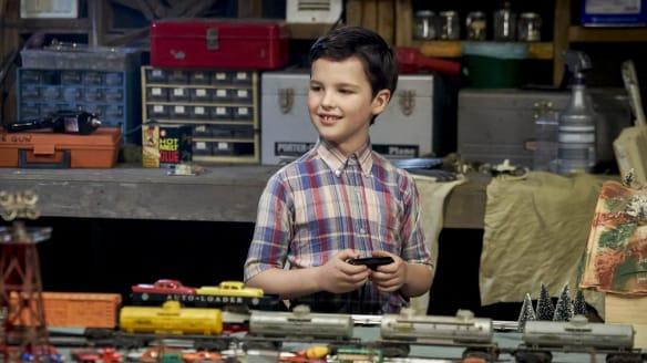 Young Sheldon review: Tender coming-of-age sitcom dials back the clock
