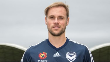 Cleared to play: Victory's German import Max Beister has finally got his work visa and is available for Saturday night's clash with the Wanderers.