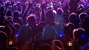 A 25-year-old man has died at a rave after a suspected drug overdose in NSW North Coast.