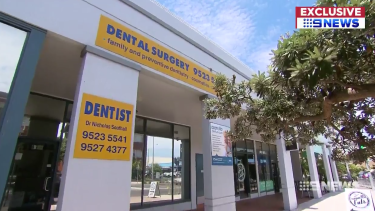 Nicholas Southall practiced at Cronulla Dental Surgery.
