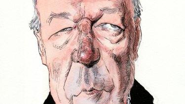 George Pell, by John Spooner.