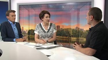 Melbourne academic Benjamin Habib speaks to ABC's Michael Rowland and Virginia Trioli.