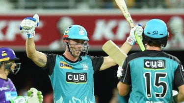 Chris Lynn Expected To Play For Brisbane Heat Against Melbourne Stars In Bbl