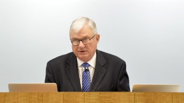 Justice Peter McClellan is the chairman of the long-running Royal Commission into Institutional Responses to Child Sexual Abuse