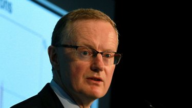 Reserve Bank Governor Philip Lowe says 'some slowing' in economic growth is likely before a pick-up next year.