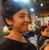 Dahlia Yehia, killed in a robbery in Nepal after she went to help earthquake victims.