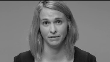 Olympian Libby Trickett is featured in the #DoingIt4Allison campaign video.