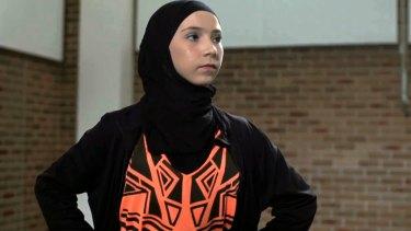 Dreams: Hijabi ballerina Stephanie Kurlow, 14.