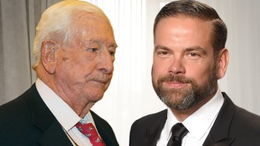 The proposal from Bruce Gordon and Lachlan Murdoch was emphatically rejected by Network Ten.