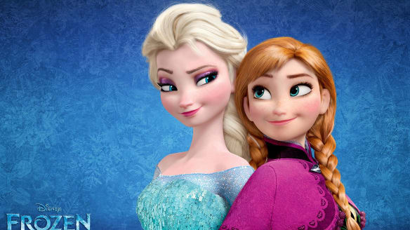 Recent Disney hit <i>Frozen</i> offers two princesses with no prince to rescue them.