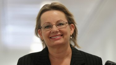 """There is an opportunity for pharmacists to step into the primary care space, but we are doing this carefully and in an evidence-based way"": Health Minister Sussan Ley."