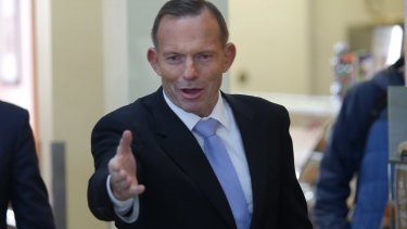 Prime Minister Tony Abbott is not yet reaching out to the gay community on same-sex marriage, according to his sister.