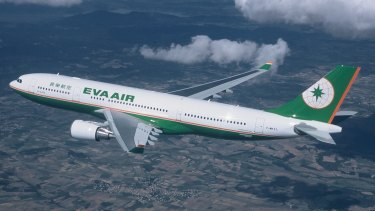 EVA Air will increase its Brisbane services from October.