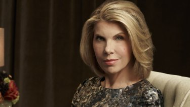 Christine Baranski plays Diane Lockhart.
