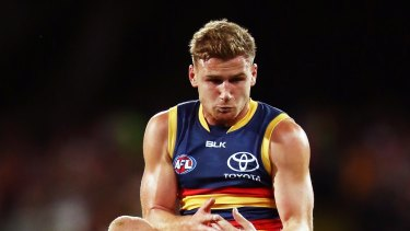 Adelaide's Rory Laird.
