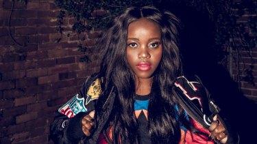 Emerging Aussie hip-hop: Tkay Maidza