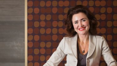Corelogic International chief executive Lisa Claes says the tension in household debt can be seen.