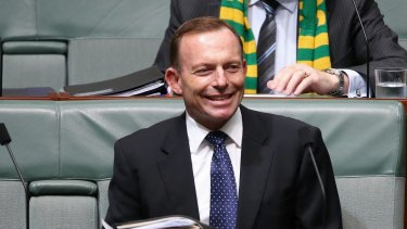 Former prime minister Tony Abbott says the Immigration Minister should be part of the government's national security committee - as it was when he was prime minister.