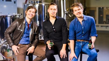 Hanson are now beer brewers and musicians.