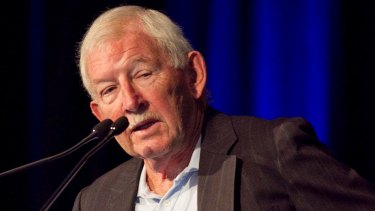 Sir Ron Brierley was a feared corporate raider who once owned large stakes in Woolworths and AGL.