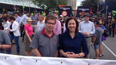 The Palaszczuk government is asking Queenslanders if they would like May Day brought back to May.