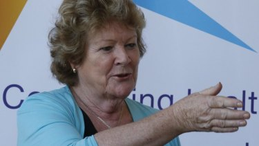 """NSW Health Minister Jillian Skinner has been called a """"gay icon"""" as she championed the the trial."""
