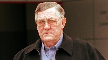 Graham Kinniburgh was killed in Kew in 2003.
