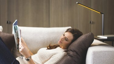 Add a reading light for those quiet moments - or, alternatively, bring the noise with a sub-woofer.