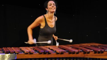 Claire Edwardes: a glorious toolbox of timbres.