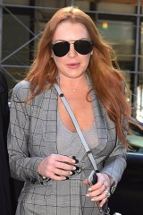 Lindsay Lohan plans to  appeal court ruling.