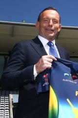 Prime Minister Tony Abbott on Wednesday.