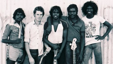 Warumpi Band tapped into an Australian heart.