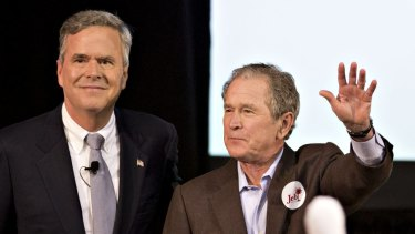 Donald Trump's campaign has made people reassess the Bush family, particularly the grace and dignity they have shown throughout the election race.