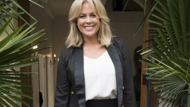 Samantha Armytage predicted Donald Trump's election win.