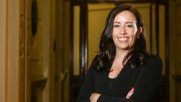 "Kaila Murnain, first female boss of the NSW Labor Party is ""married to the job""."