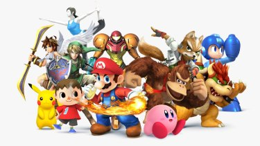 Smash is back: this holiday's Wii U version may yet prove to be the definitive one, but 3DS is definitely no slouch.