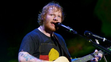 Ed Sheeran is coming to Springfield. Well, his voice is.