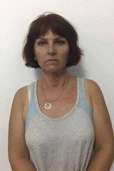 Nurse Tammy Davis-Charles after her arrest last year.