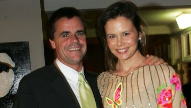 Angus Hawley was married to Antonia Kidman for 11 years. They split in 2007.
