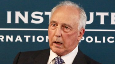 Times have changed since Paul Keating delivered his famous banana republic warning.