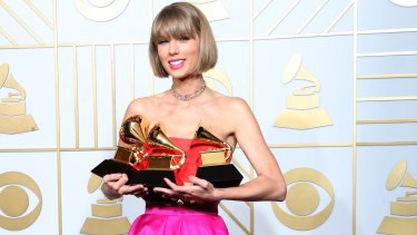 """Taylor Swift filed trademark registrations for lyrics from her """"1989"""" album in order to pre-empt any third party merchandise from using her famous lyrics."""