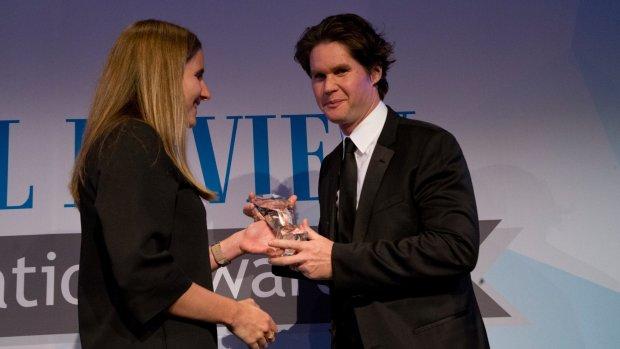 University of Sydney quantum physicist David Reilly wins higher education Emerging Leader award