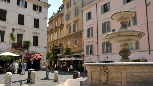 Our guide to Monti: Where to find Rome's best gelato and other well-kept secrets