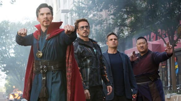 The Avengers: Infinity War has plenty of surprises but emotional depth of a puddle