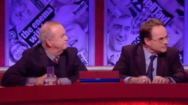 Journalists Ian Hislop and Quentin Letts were put in their place by Brand's comments.