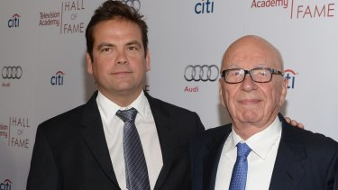 The Murdochs' 21st Century Fox has one of the two major and expensive foreign content contracts that have been hurting Ten.