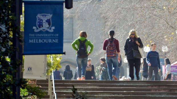 University of Melbourne tops Times Higher Education 2017 list in Australia