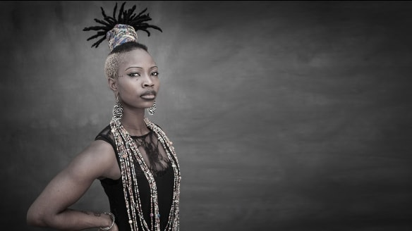 The Ivory Coast singer Dobet Gnahore startles with her inventiveness.